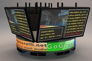 超大屏幕 3d model