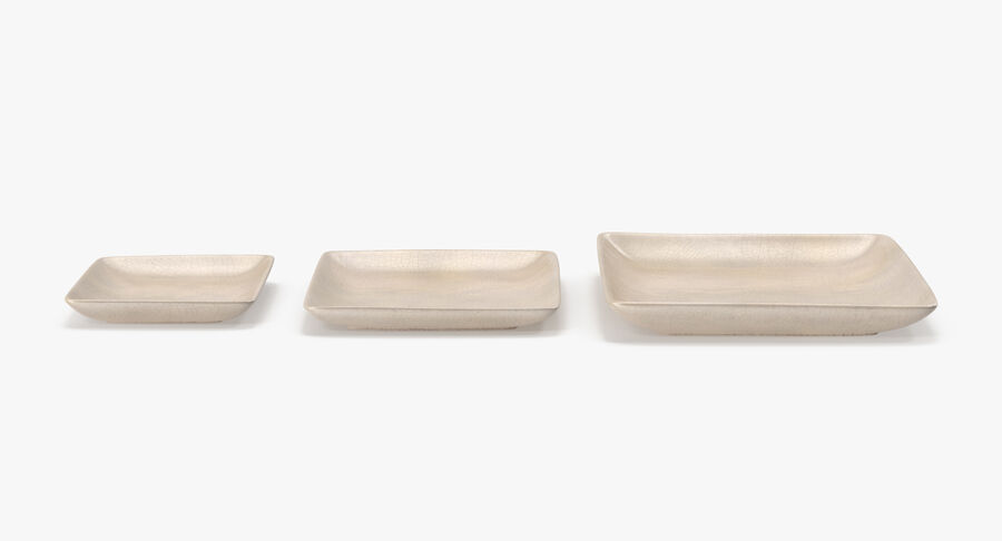 Serving Plates royalty-free 3d model - Preview no. 38