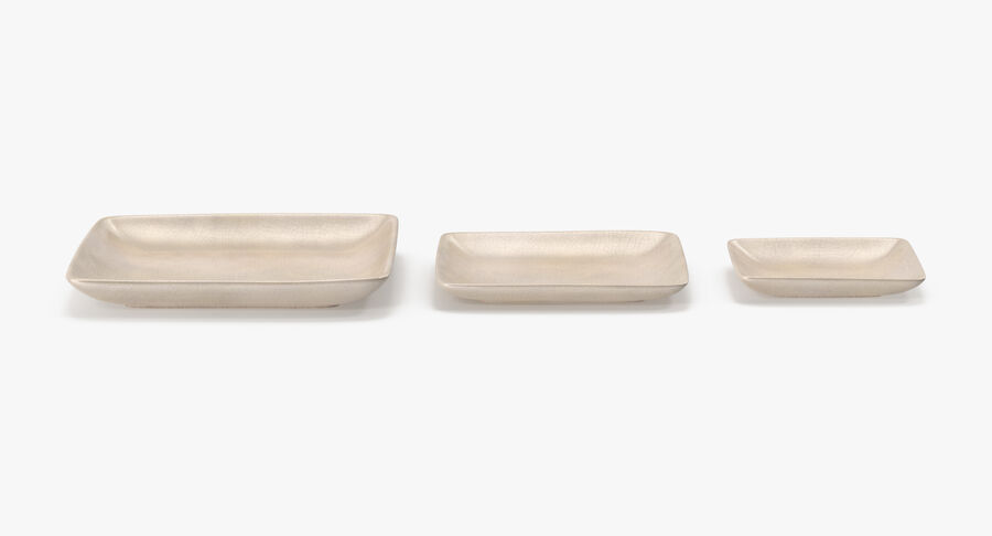 Serving Plates royalty-free 3d model - Preview no. 50