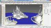 construir 3d model