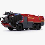 Rosenbauer Panther 6x6 New 3d model