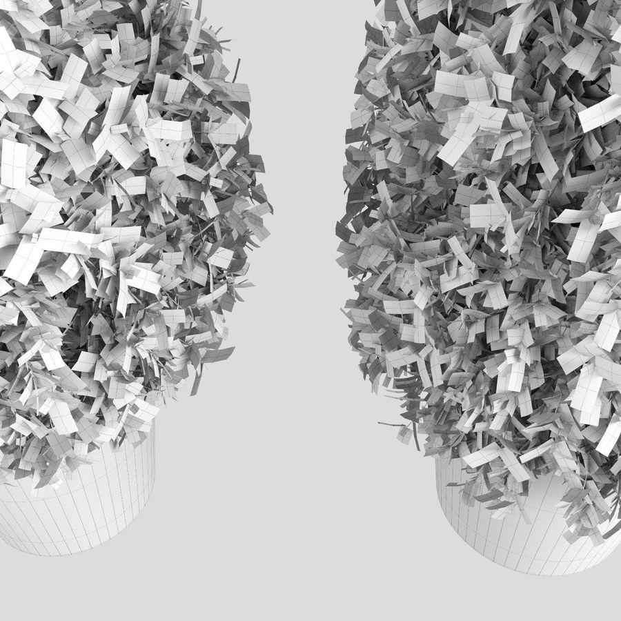 Plantes d'intérieur et d'extérieur royalty-free 3d model - Preview no. 14