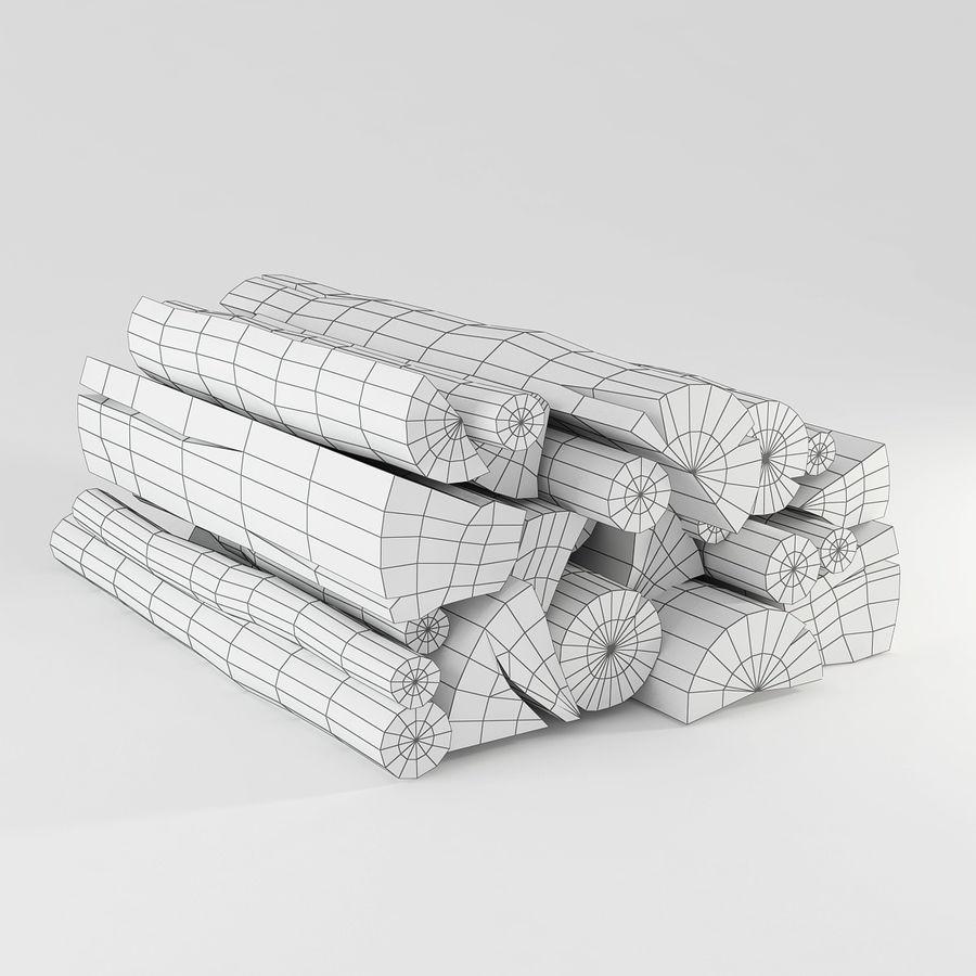 ログ royalty-free 3d model - Preview no. 4