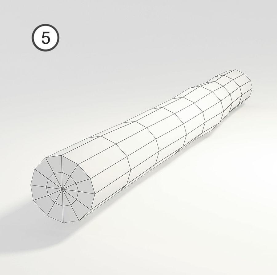 ログ royalty-free 3d model - Preview no. 16