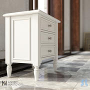Andrei Miastovski GuardianT1  chest of drawers 3d model