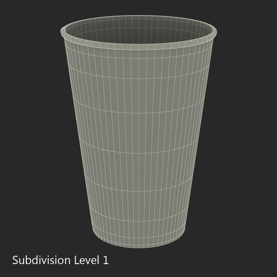 İçki bardağı 2 royalty-free 3d model - Preview no. 16