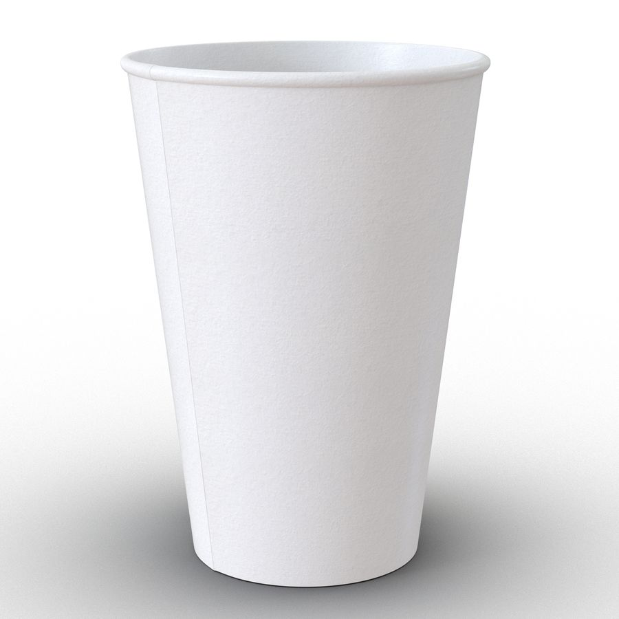 Drink Cup 2 royalty-free 3d model - Preview no. 8