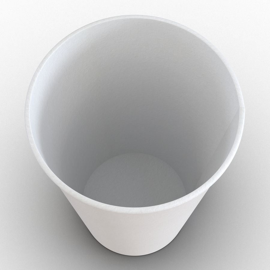 Drink Cup 2 royalty-free 3d model - Preview no. 5