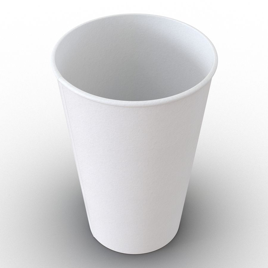 Drink Cup 2 royalty-free 3d model - Preview no. 4