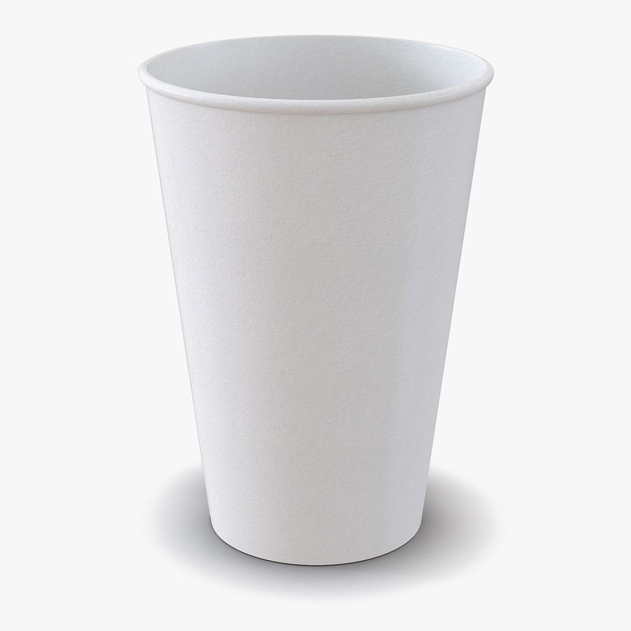 Drink Cup 2 royalty-free 3d model - Preview no. 1