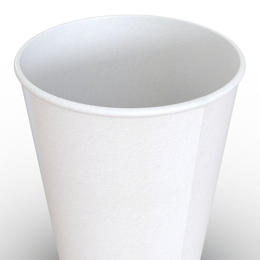 Drink Cup 2 royalty-free 3d model - Preview no. 12