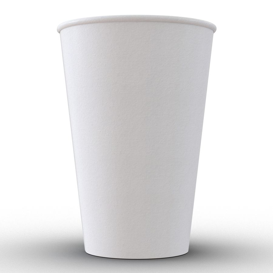 Drink Cup 2 royalty-free 3d model - Preview no. 3
