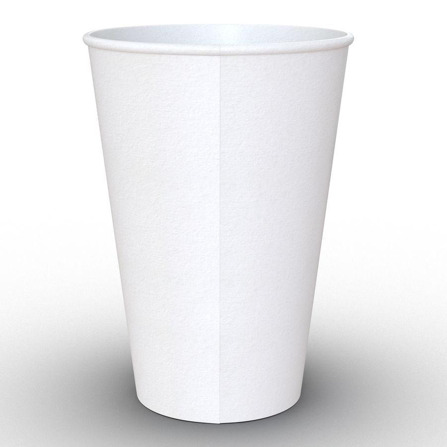 Drink Cup 2 royalty-free 3d model - Preview no. 6