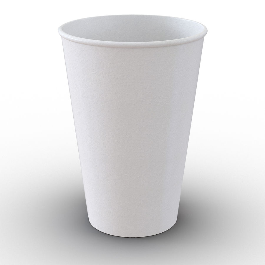 Drink Cup 2 royalty-free 3d model - Preview no. 2