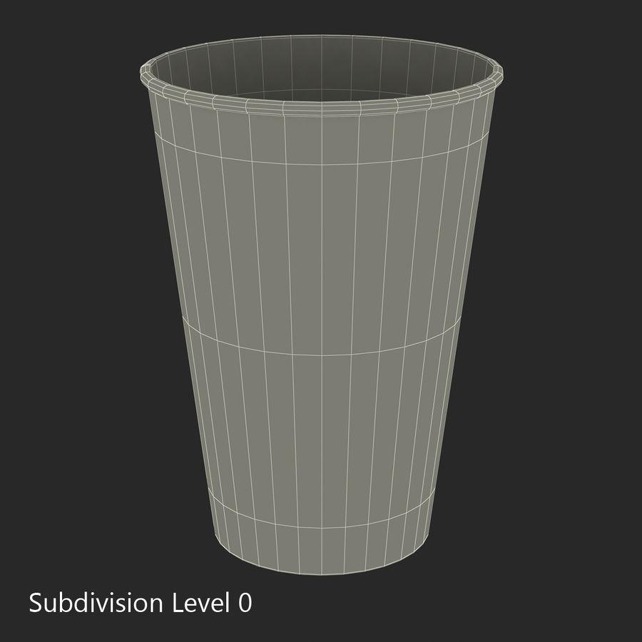 İçki bardağı 2 royalty-free 3d model - Preview no. 15