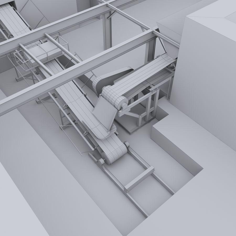 3д модель конвейера тоцкий элеватор оренбургская область