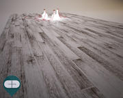 白色木地板漆 3d model