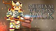 Pack Armas Medievales modelo 3d