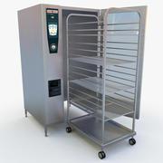 Combi Oven Rational 3d model
