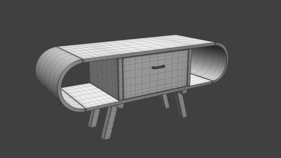 现代咖啡桌 royalty-free 3d model - Preview no. 38