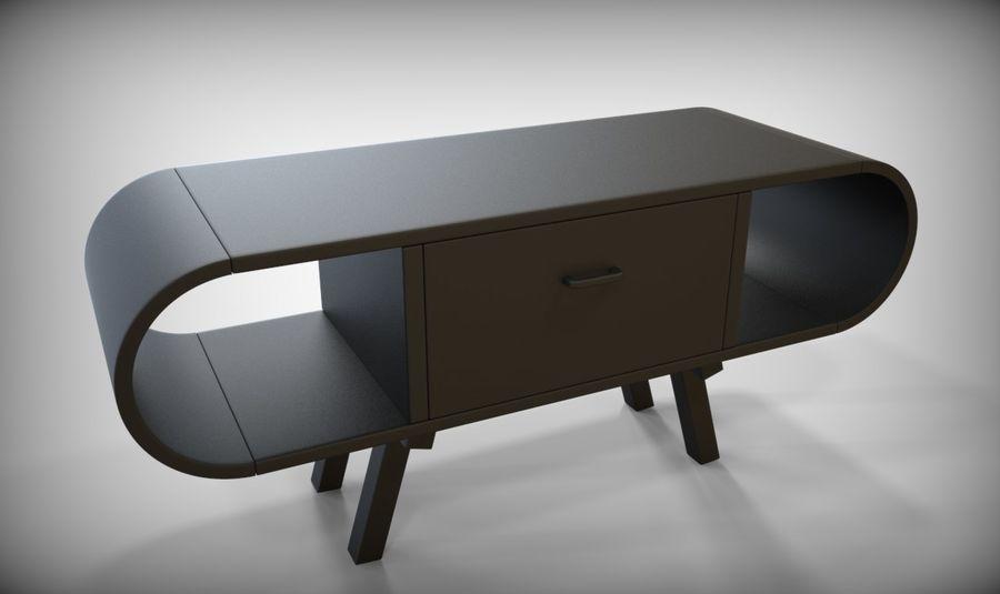 现代咖啡桌 royalty-free 3d model - Preview no. 31