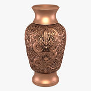 Vase antique 3d model
