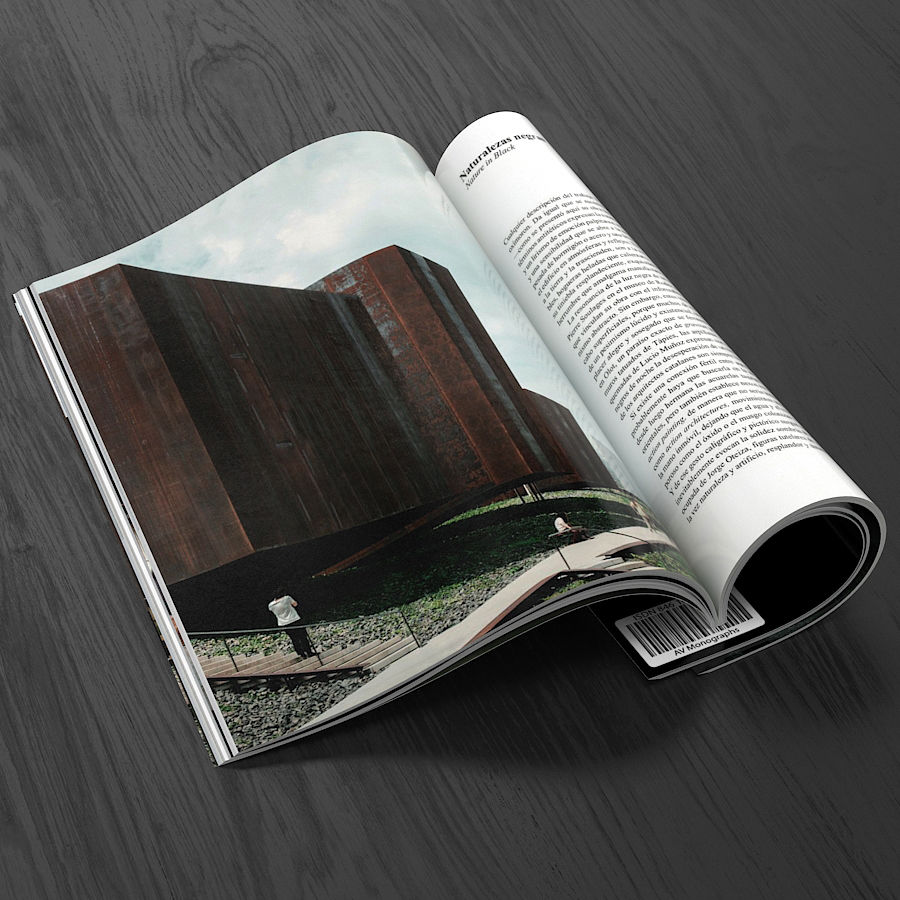 Magazines Open royalty-free 3d model - Preview no. 12