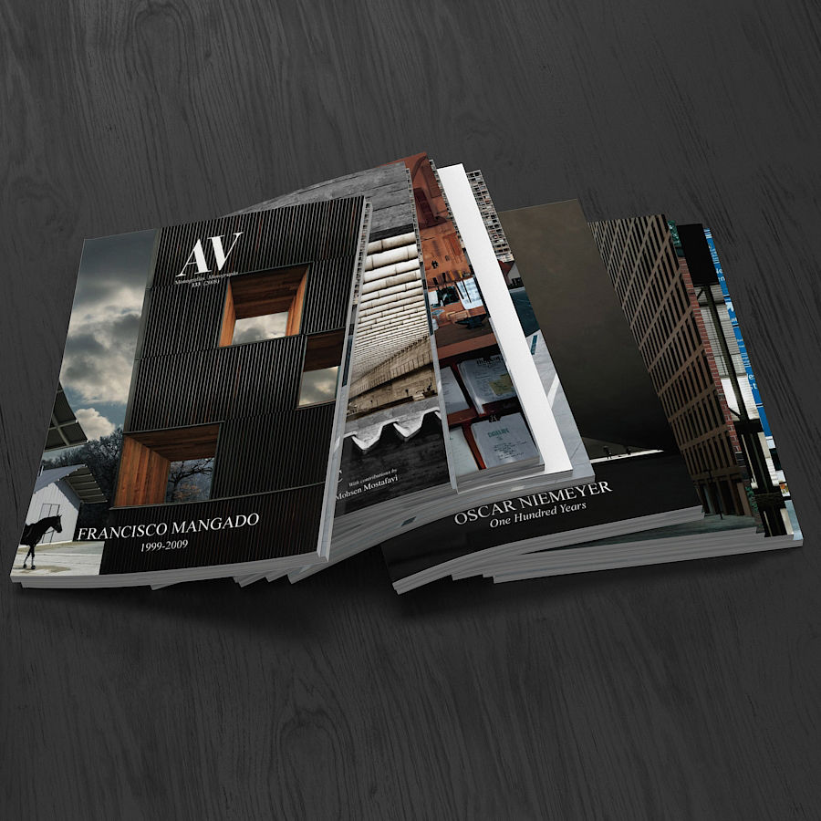Magazines Open royalty-free 3d model - Preview no. 9