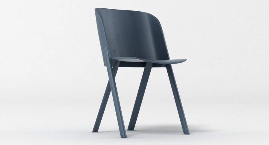 E15 That Chair royalty-free 3d model - Preview no. 11
