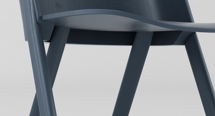 E15 That Chair royalty-free 3d model - Preview no. 12