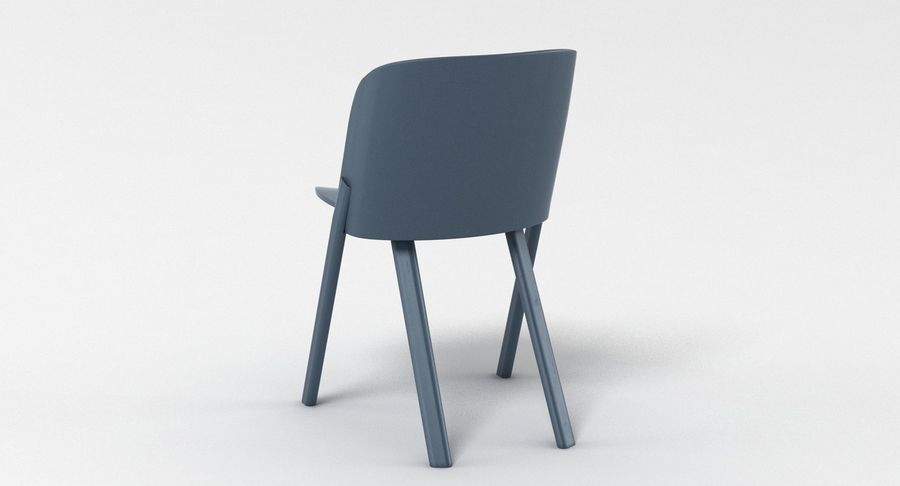 E15 That Chair royalty-free 3d model - Preview no. 9