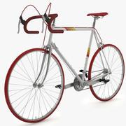 Old Bike 3d model