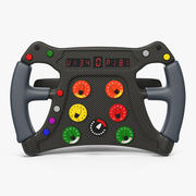Formula One Steering Wheel 3d model