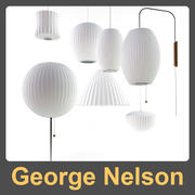 George Nelson-collection 3d model