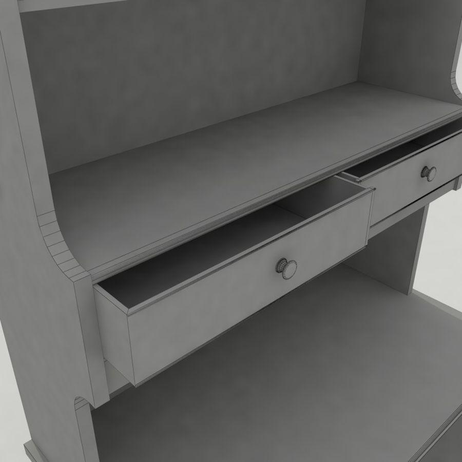 Escrivaninha royalty-free 3d model - Preview no. 21