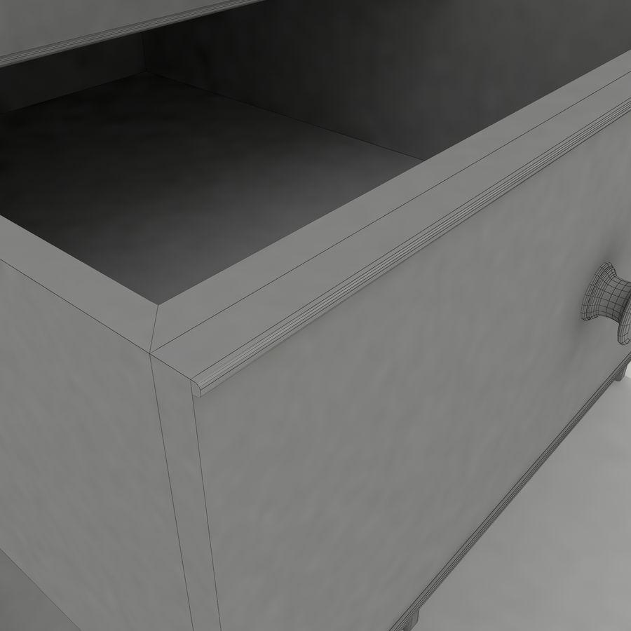 Escrivaninha royalty-free 3d model - Preview no. 20