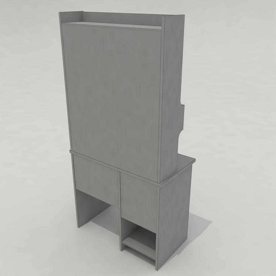 Escrivaninha royalty-free 3d model - Preview no. 16
