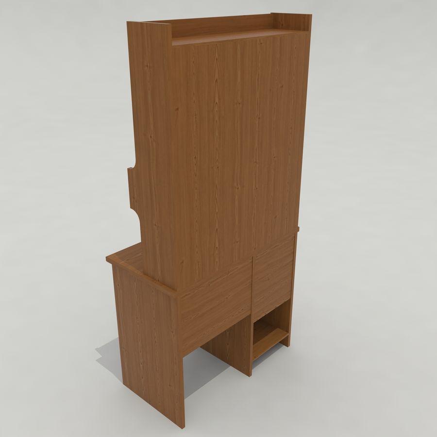 Escrivaninha royalty-free 3d model - Preview no. 4