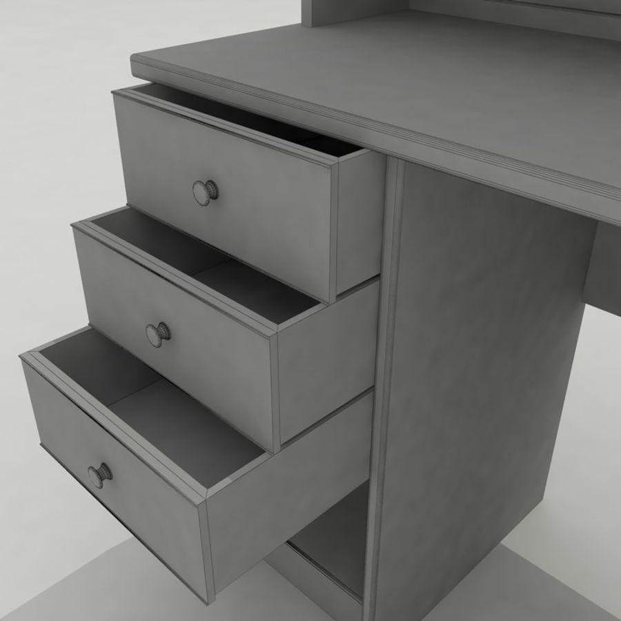Escrivaninha royalty-free 3d model - Preview no. 18