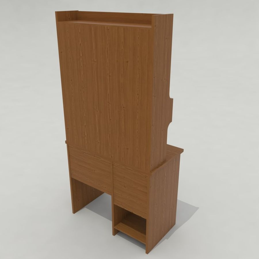 Escrivaninha royalty-free 3d model - Preview no. 5