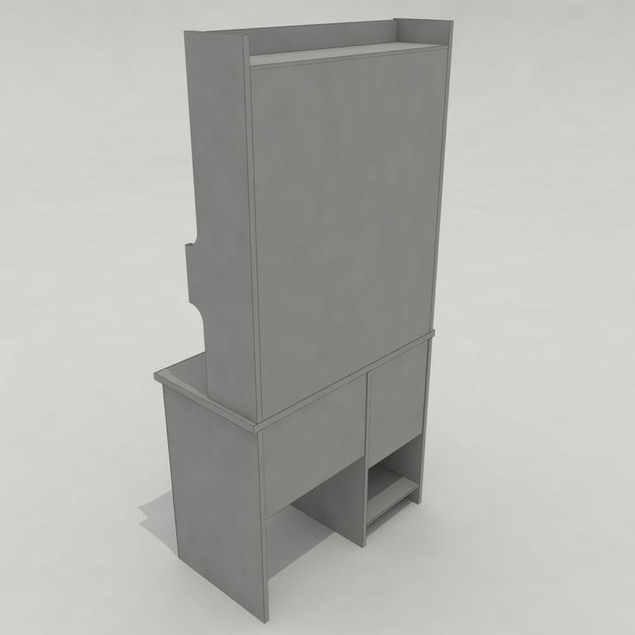 Escrivaninha royalty-free 3d model - Preview no. 15