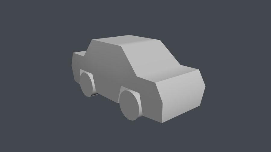 Car royalty-free 3d model - Preview no. 5