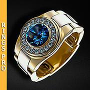finger ring 3d model