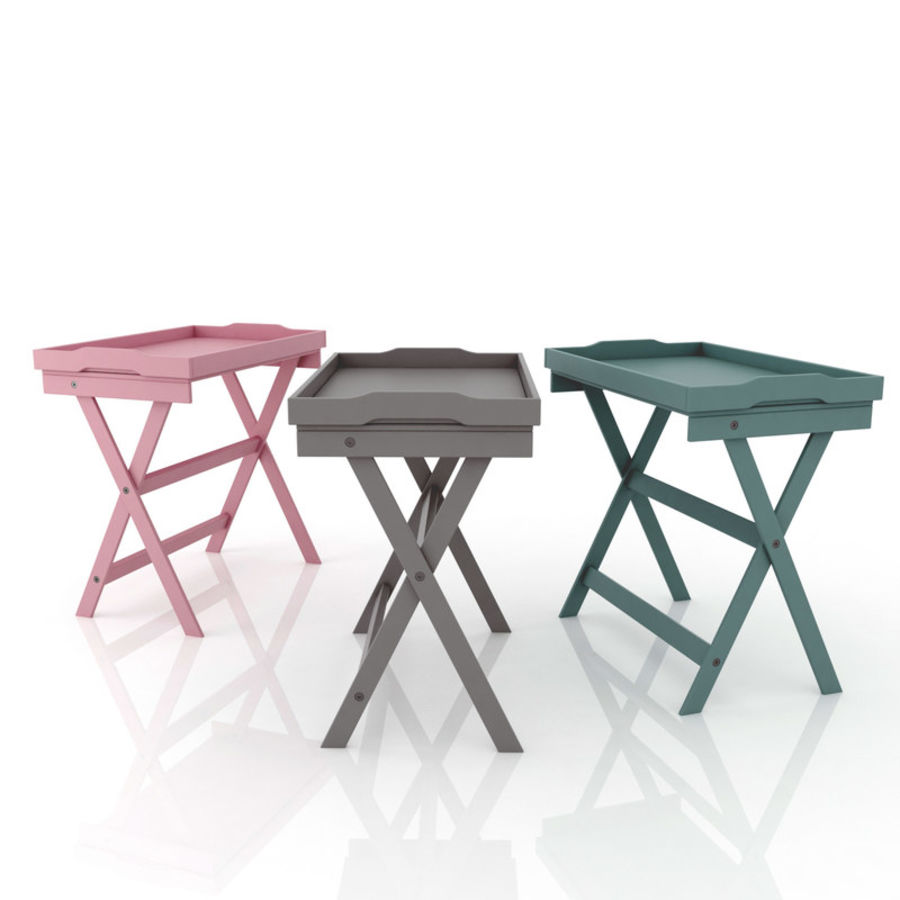 - IKEA Maryd - Tray Table 3D Model $7 - .unknown .obj .max .fbx .3ds