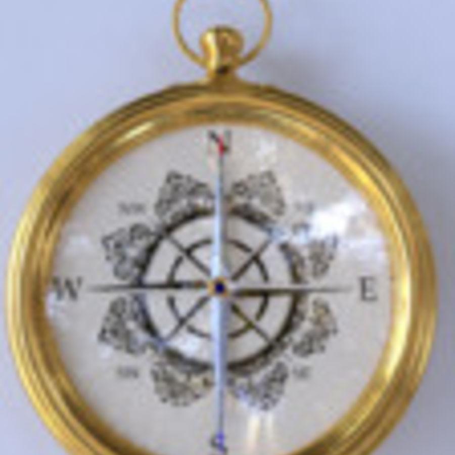 Kompas royalty-free 3d model - Preview no. 2