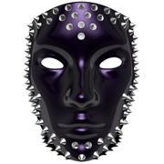 maschera 3d model