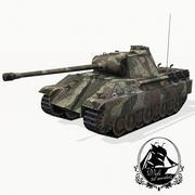 Panther V 3d model
