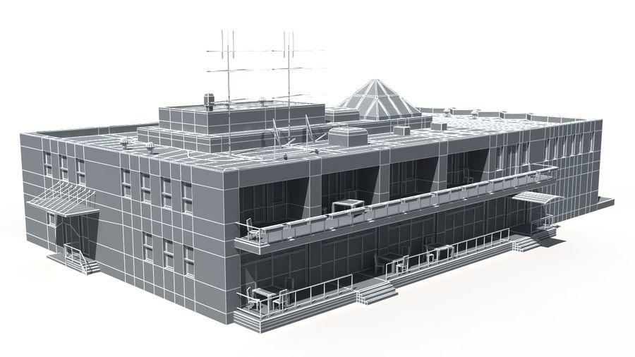 Budynek royalty-free 3d model - Preview no. 8