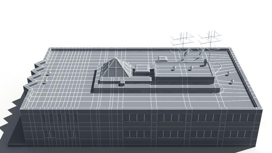 Budynek royalty-free 3d model - Preview no. 13