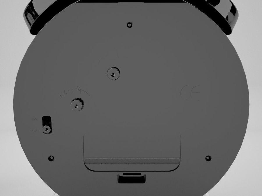 Alarm Clock royalty-free 3d model - Preview no. 10
